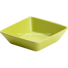 Square Shallow Vegetables and Fruits Bowls